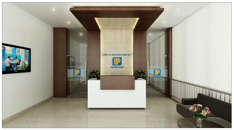 Văn phòng Petrolimet - Long An