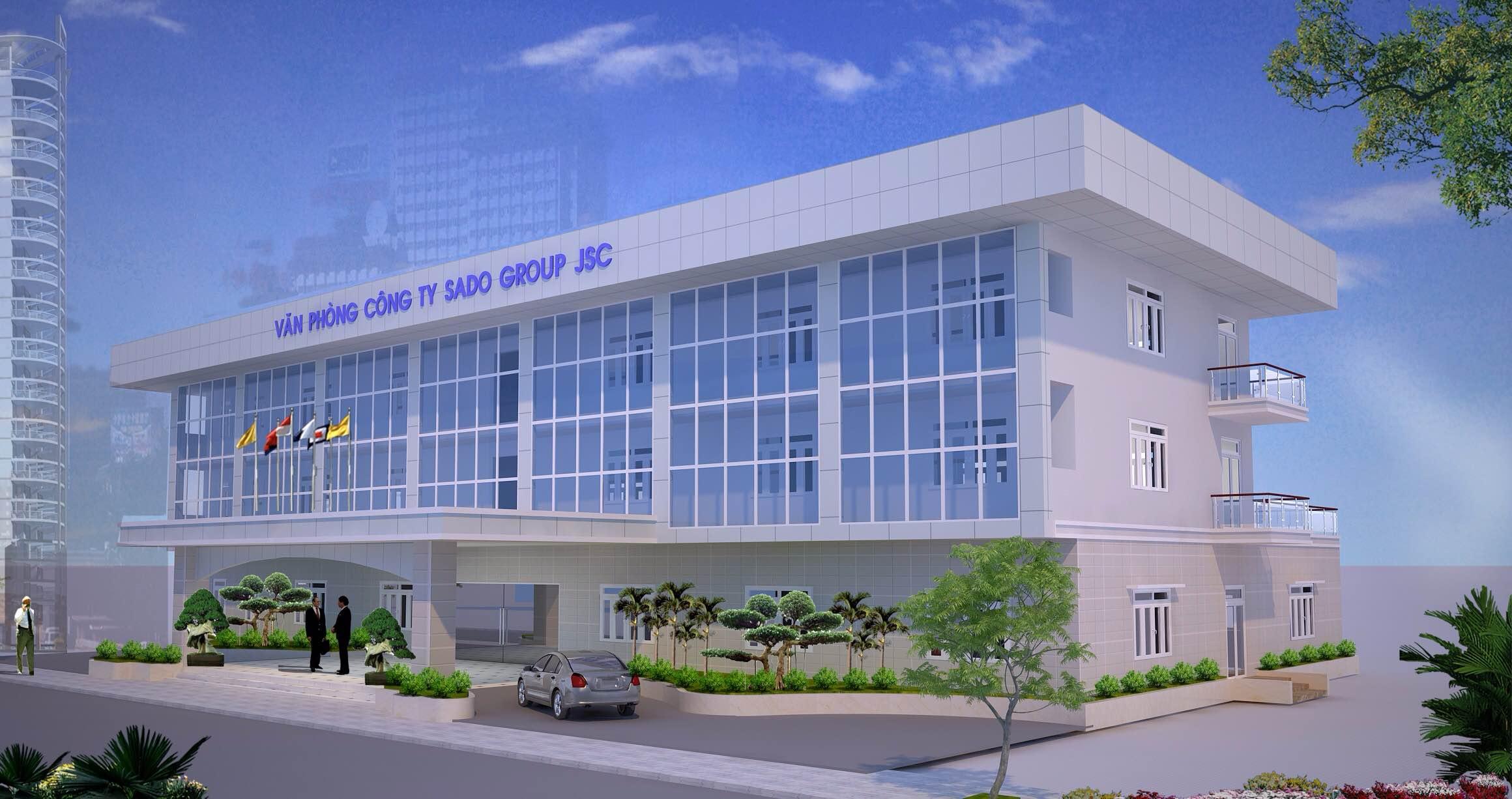 Văn phòng công ty sado Đồng Nai